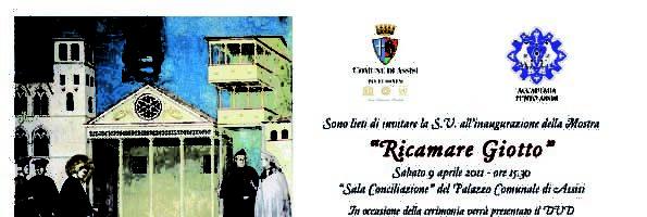 Ricamare Giotto